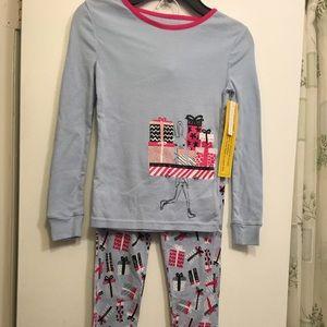 Pajama Girls 100% cotton size 7-8Y